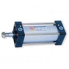 DHC-AC(ø40~ø125) Series <br>표준형 에어실린더(내부구조도)
