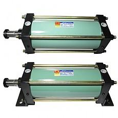 DHC-AC(ø140~ø300) Series <br>기본형(SD형)<br>축방향 후트형(LB형)