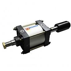 DHC-AC(ø40~ø300) Series <br>양로드 조절형(W-AB형)