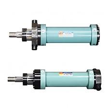 DHC-HT Series <br>로드측 트러니온형(TA형)<br>헤드측 트러니온형(TB형)