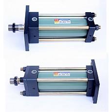 DHC-HS Series <br>로드측 플렌지형(FA형)<br>헤드측 블렌지형(FB형)